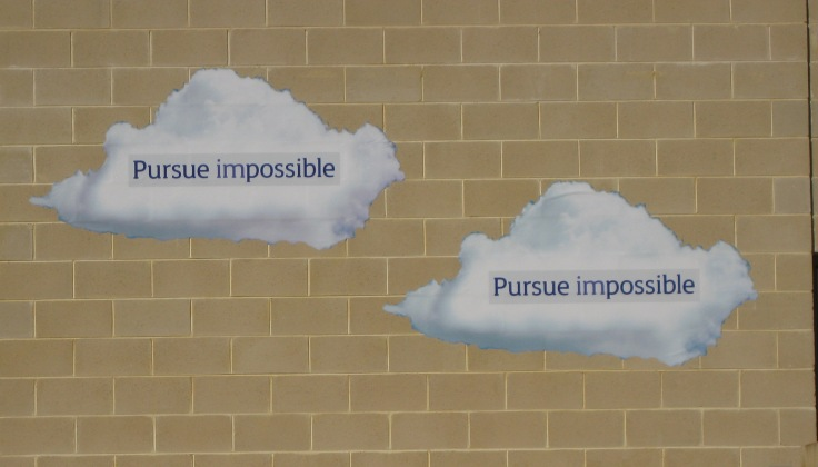 Pursue Impossible